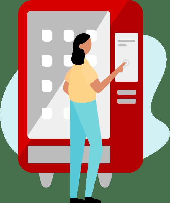 Smart Vending Machine Help