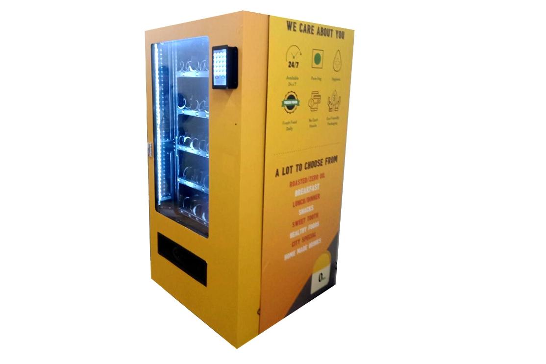 Wendor Atlas - Vending Machine